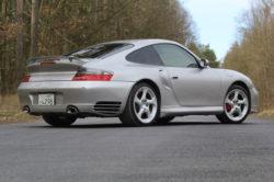 Test | Porsche 911 Turbo (996) | Emocje chłodzone wodą