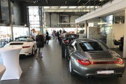 Relacja | Wystawa używanych aut w Porsche Centrum Warszawa