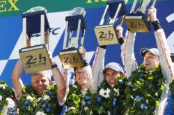 Relacja | Hat trick Porsche w Le Mans