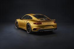 Porsche 911 Turbo S Exclusive Series   Lepiej się nie da!