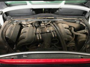 Silnik Porsche Boxster 986 (2.7)