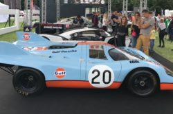 Relacja   Porsche na Zamku w Topaczu