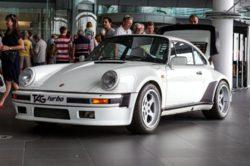 Niezwykłe 911 autorstwa inżynierów McLarena