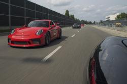 Galeria | Porsche Parade – Dzień 1