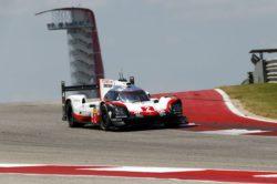 Porsche wygrywa w Austin po raz trzeci z rzędu