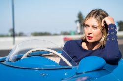 Galeria | Sharapova i klasyczne Porsche