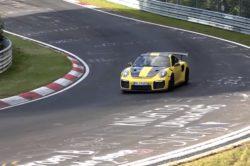 Nowe 911 GT2 RS z rekordem Nordschleife ?
