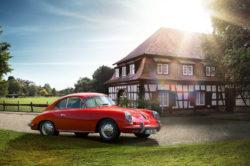 Ochrona antykradzieżowa do klasycznych modeli Porsche