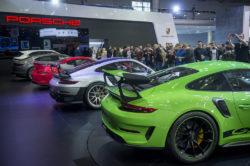 Relacja   911 GT2 RS i GT3 RS na Poznań Motor Show
