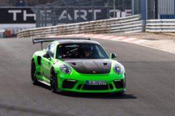 Chrzest bojowy nowego 911 GT3 RS
