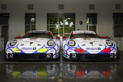 Petit Le Mans w historycznych barwach z 1998 roku