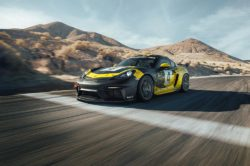 Premiera | Porsche 718 Cayman GT4 Clubsport