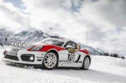 Rajdowy Cayman GT4 Clubsport dołączy do stawki R-GT w 2020 roku