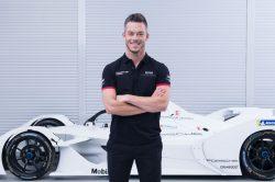 André Lotterer drugim kierowcą zespołu Porsche w Formule E