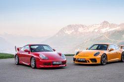 Rocznica | 20 lat Porsche 911 GT3