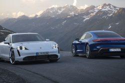 Premiera | Porsche Taycan