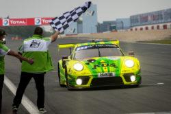 911 GT3 R wygrywa w jubileuszowym roku ekipy Manthey!