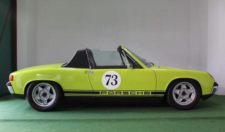 Sprzedane   Porsche 914 2.0