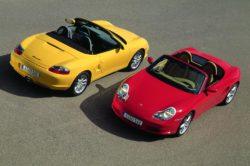 Używane Porsche Boxster (986) | cz. I | Historia i wersje