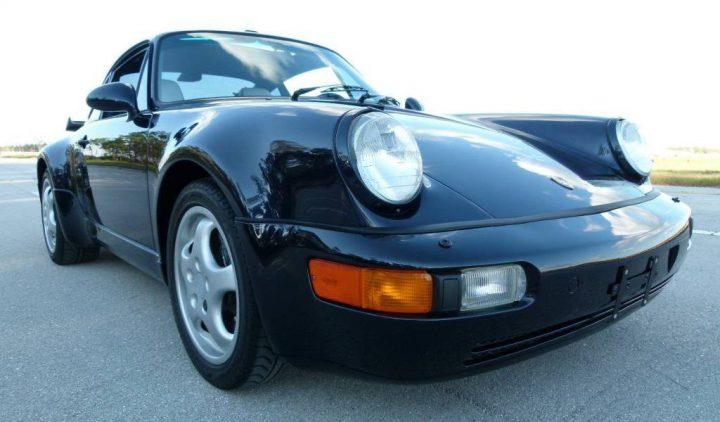 Sprzedane   Porsche 911 Turbo (965)